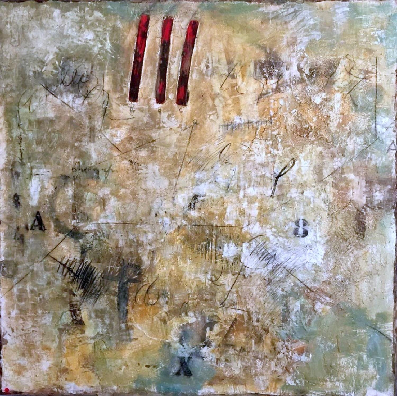 ALTAMIRA 13 / 218 x 217 cm
