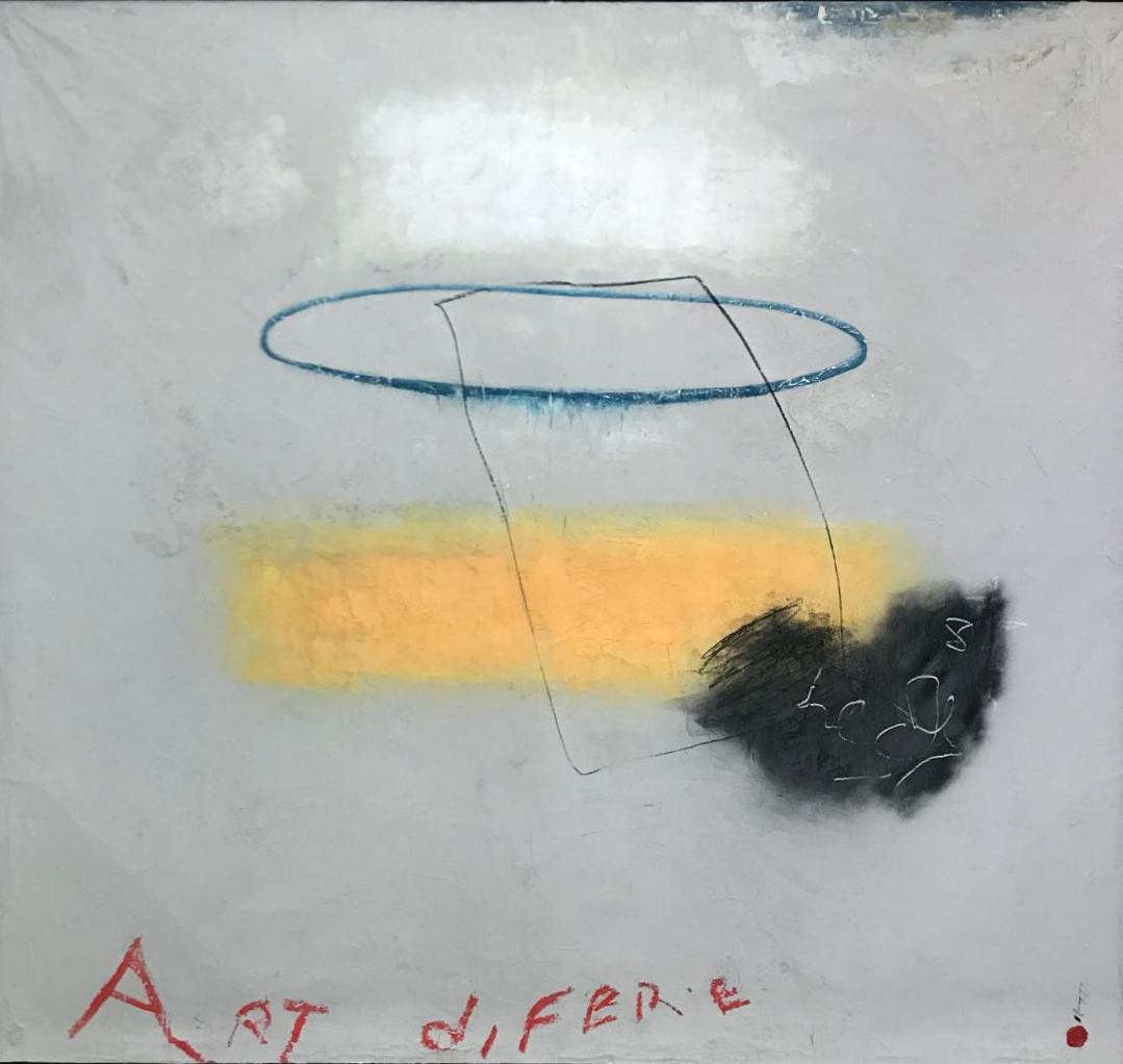 ARTE DIFERE IV / 210 x 200 cm